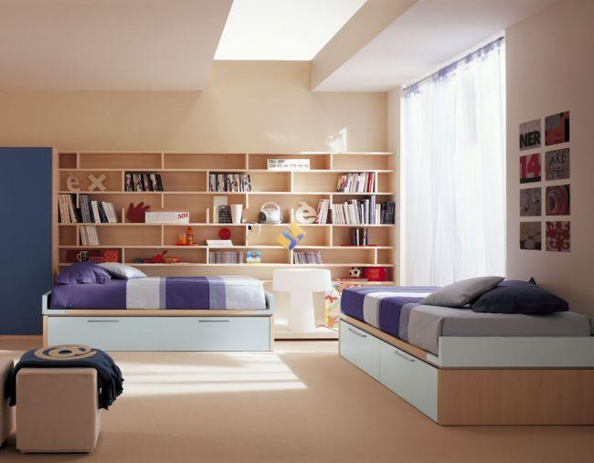 Советы по выбору мебели для детской