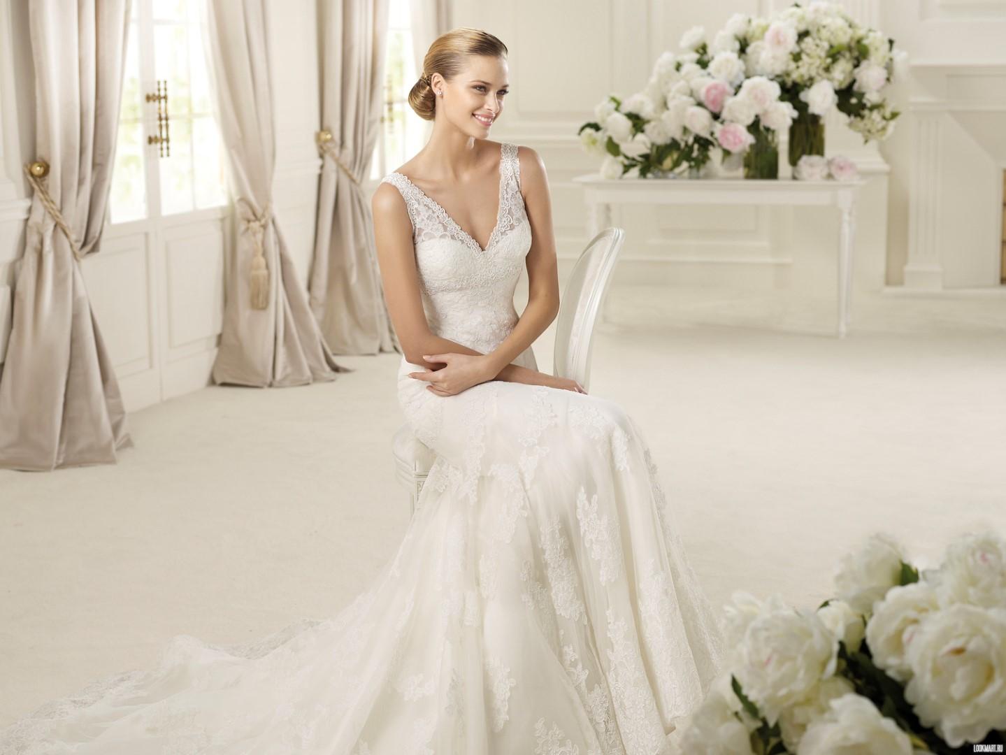 Как правильно выбрать платье для невесты