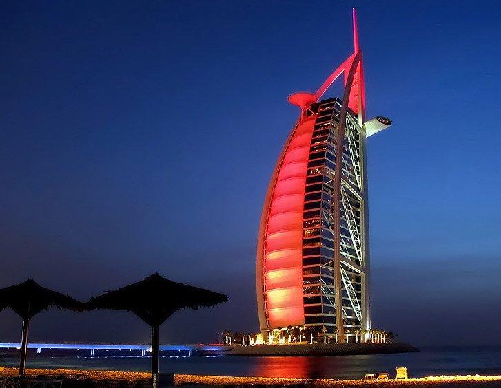 Советы по отдыху в ОАЭ