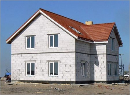 Как правильно построить дом из газобетона