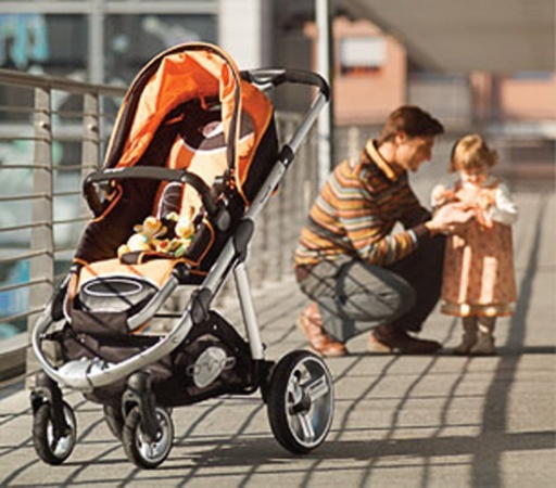 Как выбрать удобную и безопасную детскую коляску