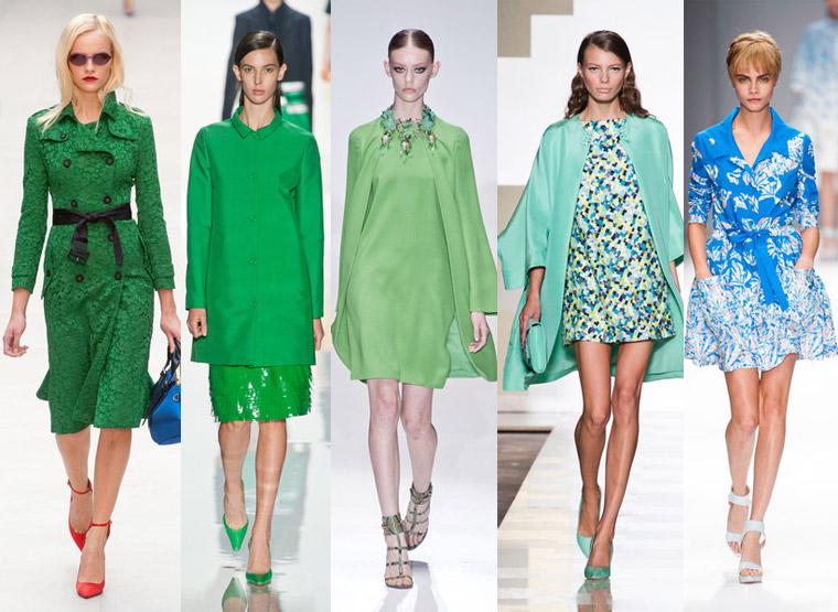 Модные тенденции для наступающей осени