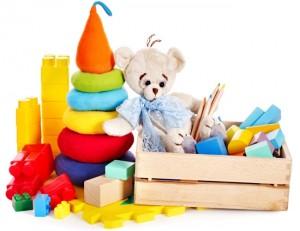 Как выбрать детские игрушки