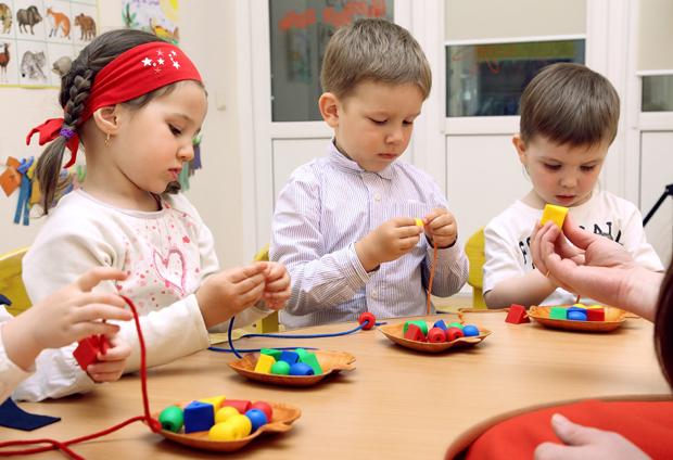 Как творчески развивать ребенка
