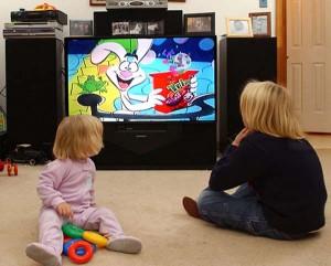 Какие мультфильмы нужно смотреть детям