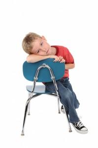 Как выбрать стул для первоклассника
