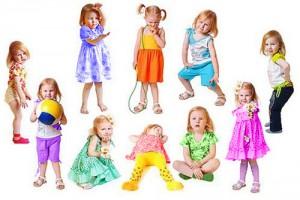 Как правильно подобрать детскую одежду