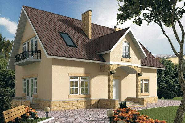 Как улучшить фасад дома