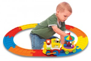 Советы по выбору детской железной дороги