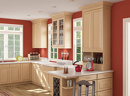 Советы по выбору мебели для кухни