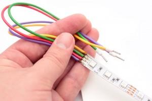 Советы по монтажу светодиодной ленты