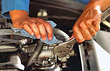 Советы по ремонту автомобилей