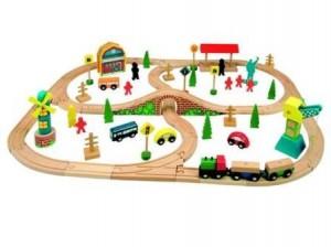 выбор детской железной дороги