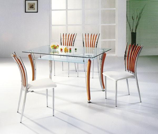 Как выбрать столы и стулья для кухни