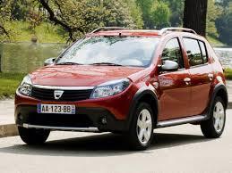 Достоинства и недостатки автомобилей Dacia