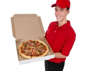 организовать бизнес по доставке пиццы