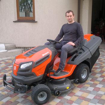 Советы при выборе садового трактора