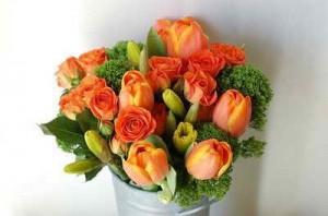 сохранить срезанные цветы