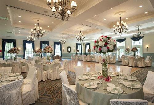Советы по выбору банкетного зала на свадьбу