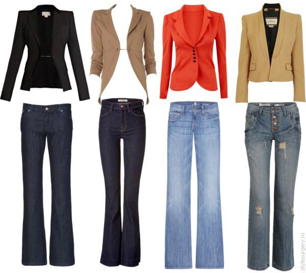Советы стилиста по выбору одежды