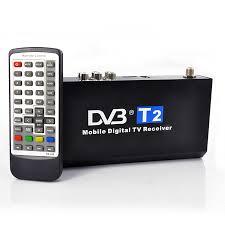 аналоговое DVB-T2