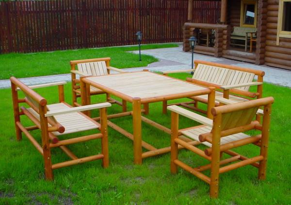 Советы по выбору мебели для садового участка