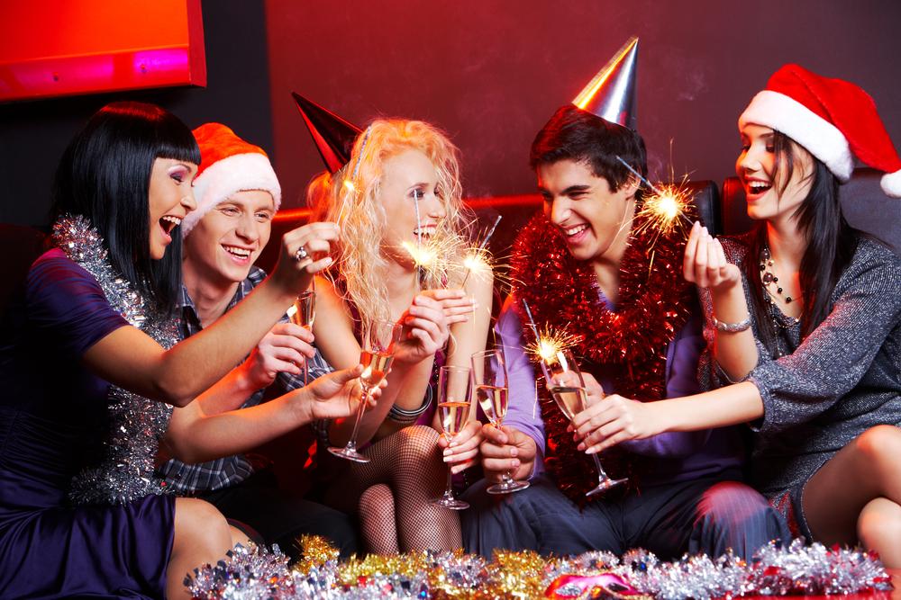 Как безопасно встретить Новый год