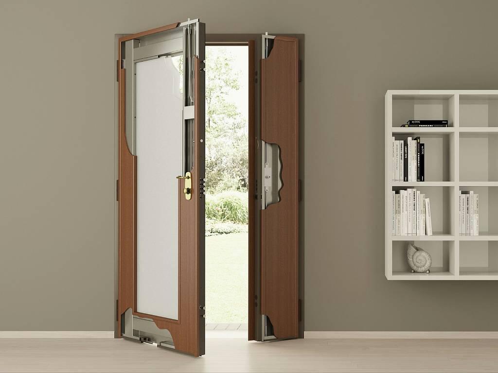 Как выбрать входную дверь для дома