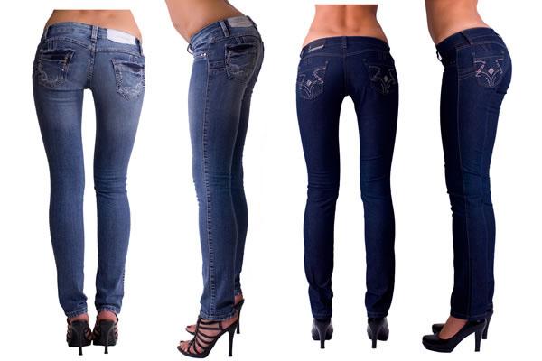 Как выбрать модные джинсы по фигуре