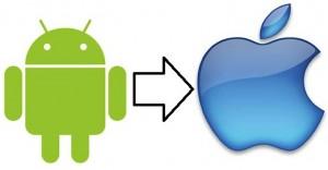 Как мигрировать с iOS на Android
