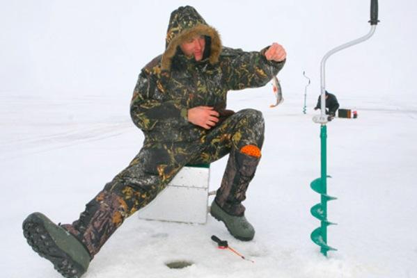 Полезные советы рыболовам зимой