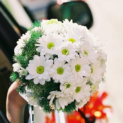 Советы по выбору букетов для подружек невесты