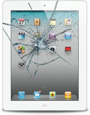 Что делать если разбился экран планшета
