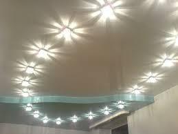 Встроенные светильники для натяжного потолка высокого качества