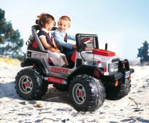 выбор детских электромобилей
