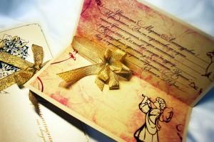 оформить свадебные приглашения
