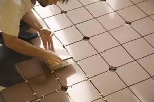 правильная укладка керамической плитки