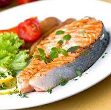 рыба содержит полезные микроэлементы