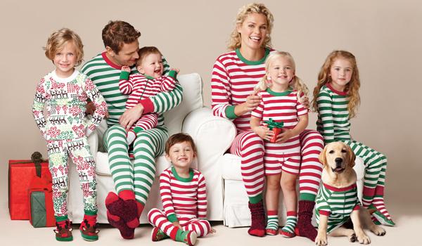 Подбор стиля для всей своей семьи с помощью family look