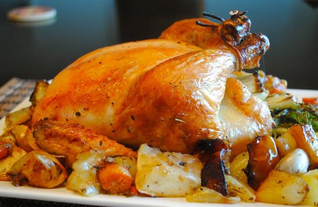 Как приготовить вкусную курицу в духовке