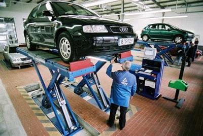 Подготовка автомобиля к техническому осмотру