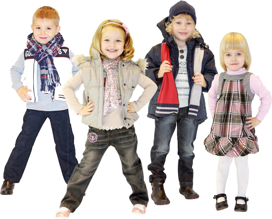 Советы покупателям по детской одежде