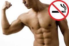 Как курение влияет на рост мышц?