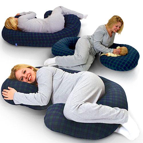 Советы по выбору подушек для беременных