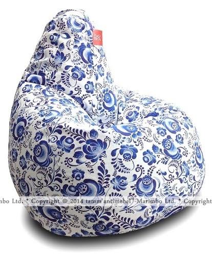 Удивительные и практичные кресла-мешки — для вашего отдыха!