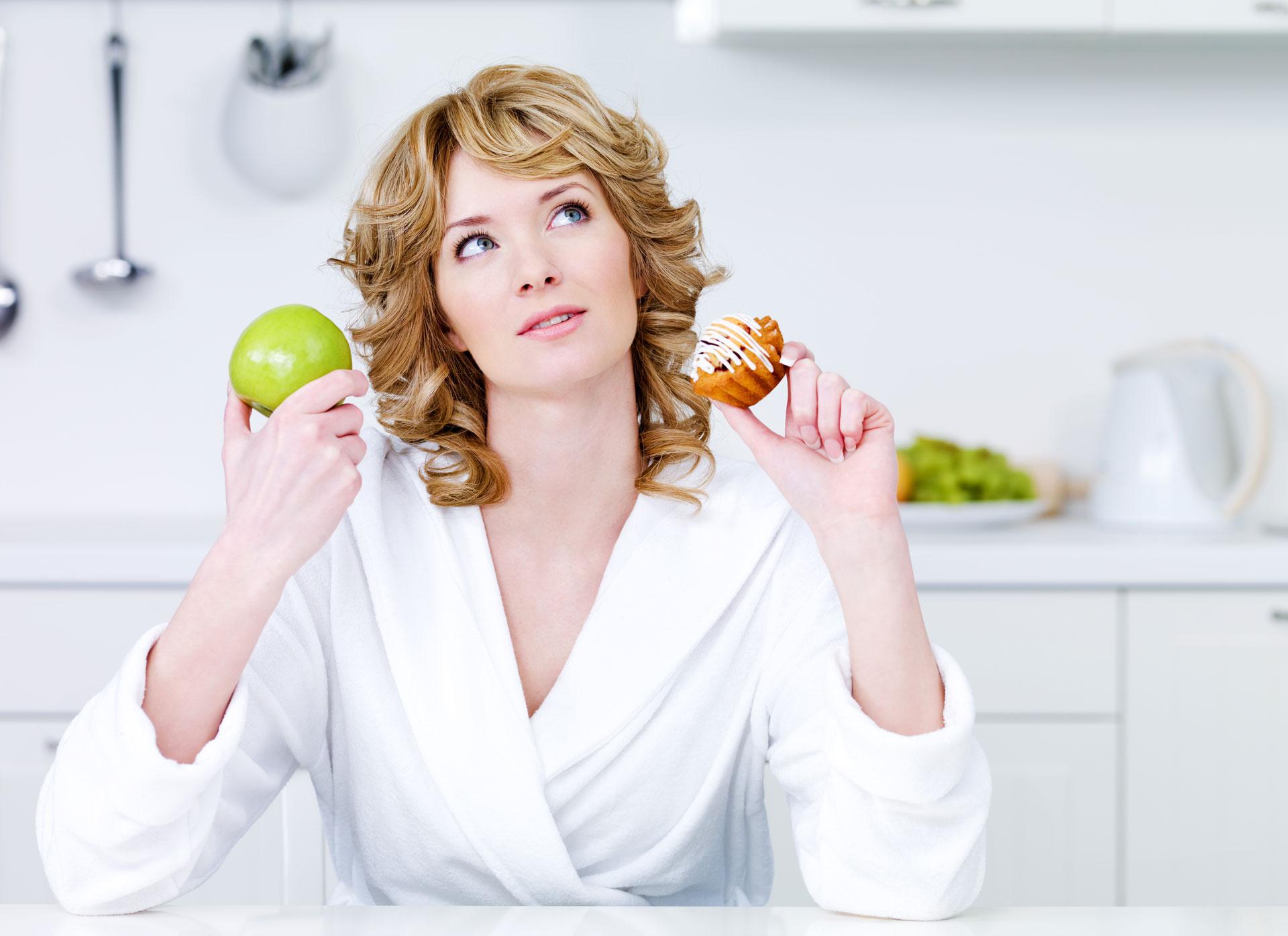 Как правильно питаться, чтобы не поправляться