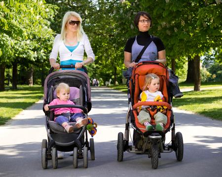 Какую прогулочную коляску выбрать