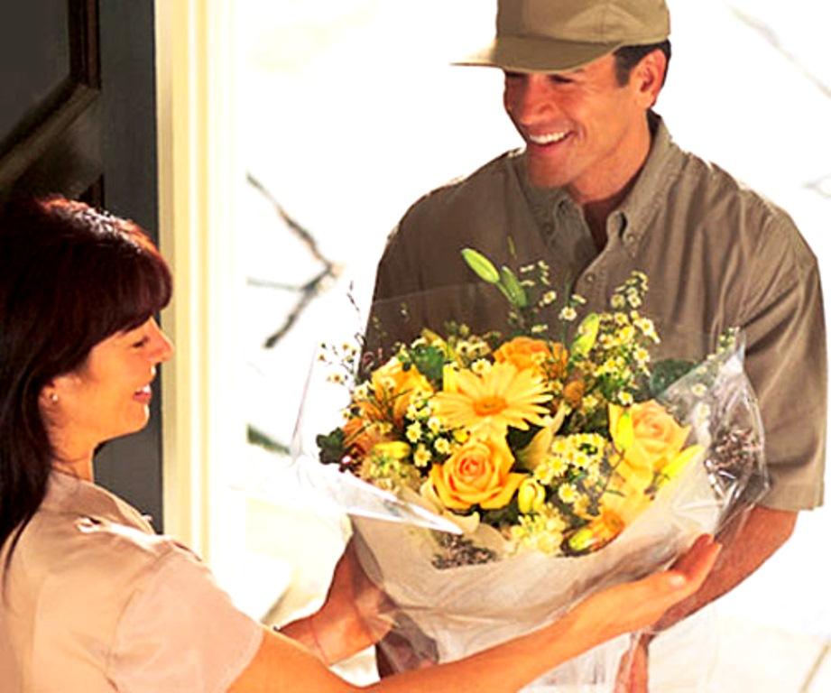 Советы по заказу цветов с доставкой