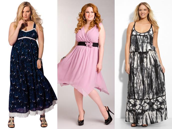 Советы по выбору модной одежды для полных женщин