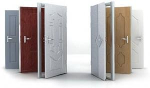 выбор стальных дверей